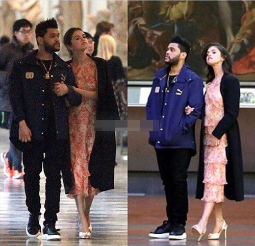Selena Gomez au yem The Weeknd tai Italy hinh anh 3