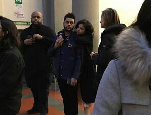 Selena Gomez au yem The Weeknd tai Italy hinh anh 4
