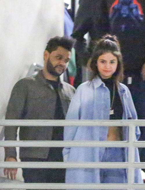 Selena Gomez au yem The Weeknd tai Italy hinh anh 7