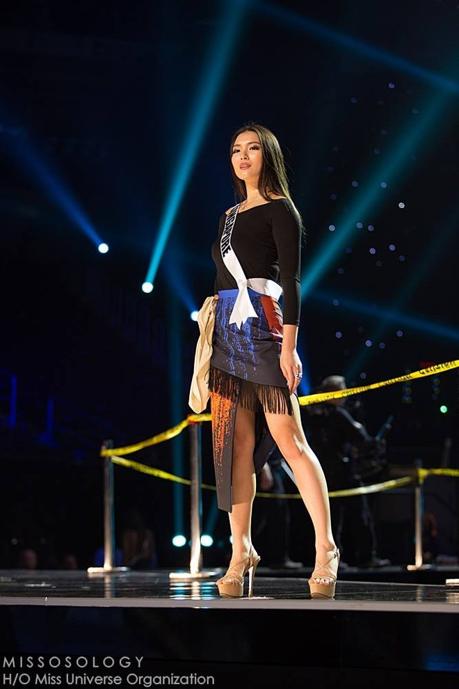 Le Hang tong duyet Miss Universe anh 6
