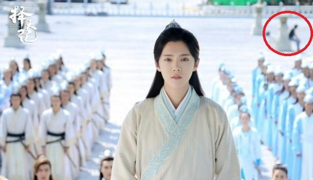 Dau nam nhat 'san' ngo ngan trong phim Trung Quoc anh 1