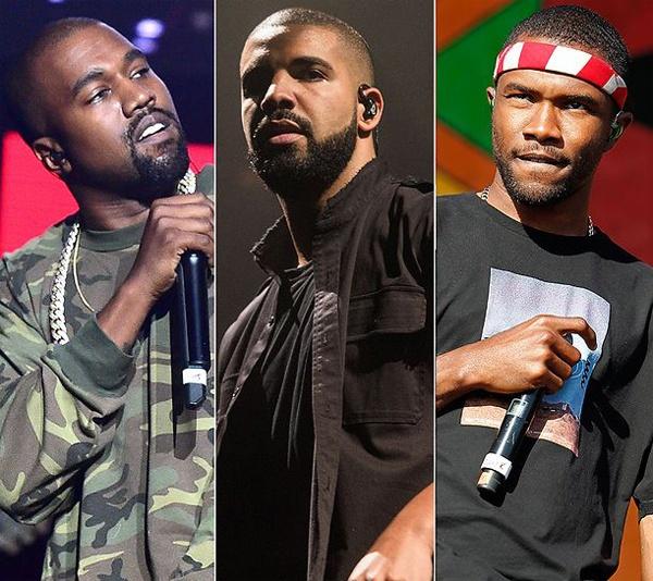 Justin Bieber va Kanye West muon bo Grammy 2017? anh 2