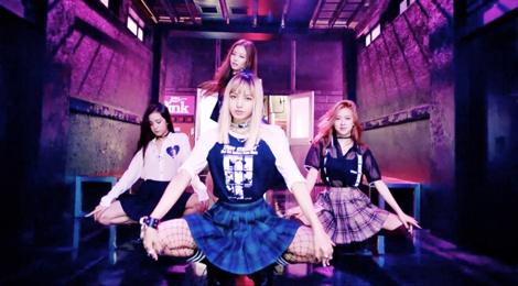 Nhom nu Han Black Pink lan dau co MV dat 100 trieu luot xem hinh anh