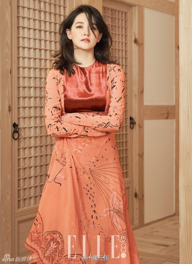 Lee Young Ae duoc chinh sua trong loat anh moi anh 3