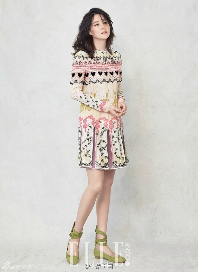 Lee Young Ae duoc chinh sua trong loat anh moi anh 6
