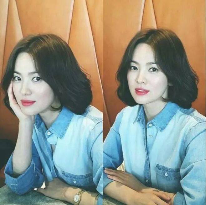 Thoi trang doi thuong gian di cua Song Hye Kyo hinh anh 5
