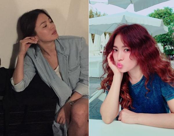 Thoi trang doi thuong gian di cua Song Hye Kyo hinh anh 6