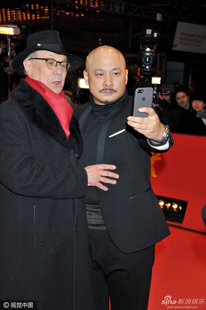 Duong Yen do sac tinh cu Leonardo DiCaprio tren tham do hinh anh 8