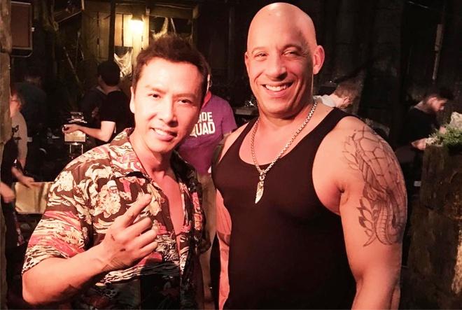 Chan Tu Dan noi ve Vin Diesel anh 1