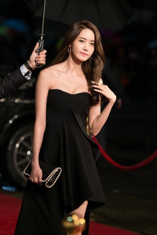 Nhung bo canh goi cam cua Yoona (SNSD) hinh anh 4