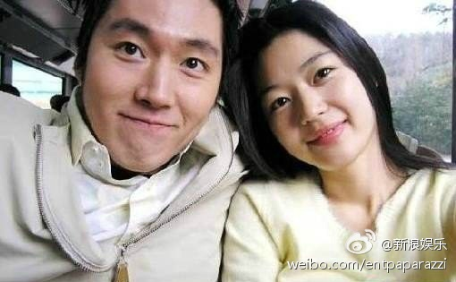 Jun Ji Hyun lan dau bi bat gap di mua sam cung chong hinh anh