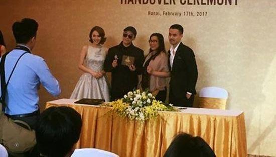 Seungri va G-Dragon den Viet Nam anh 3