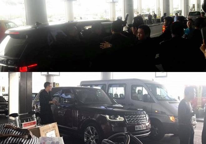 Seungri va G-Dragon den Viet Nam anh 2