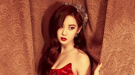 Seohyun (SNSD) tung dau kho khi yeu dan anh lon tuoi hinh anh