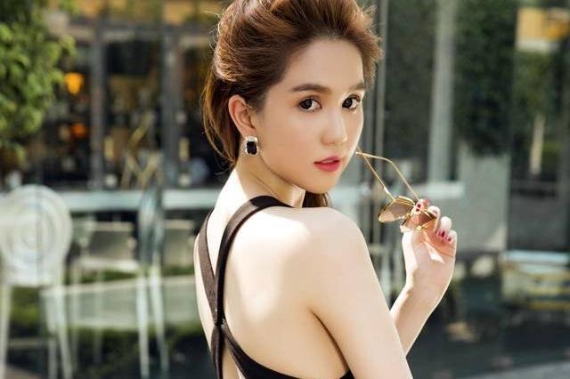 To Dispatch Han Quoc khen Ngoc Trinh co duong cong goi cam hinh anh