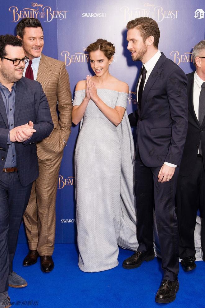 Emma Watson long lay nhu cong chua tham do hinh anh 9