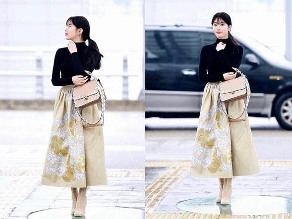 Ban gai Lee Min Ho mac kem xinh o Milan hinh anh 5