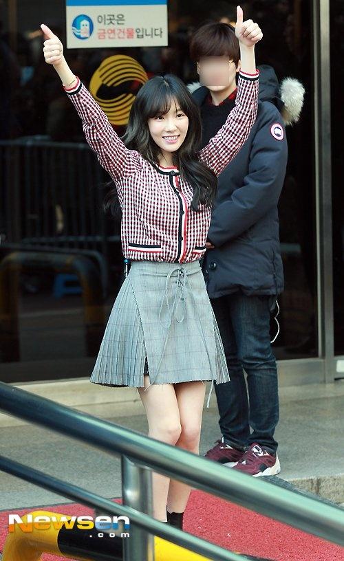 Taeyeon (SNSD) tre trung nhu thieu nu tren tap chi hinh anh 8
