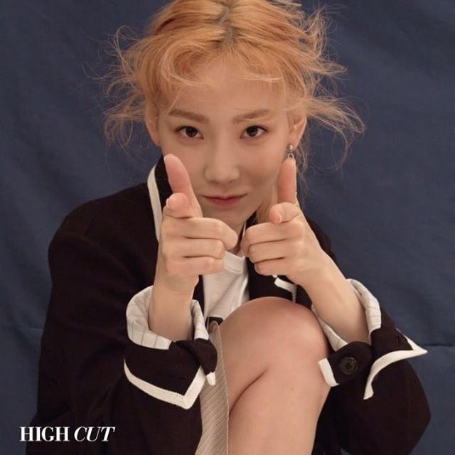 Taeyeon (SNSD) tre trung nhu thieu nu tren tap chi hinh anh 5