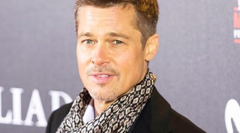 Brad Pitt chua muon tim ben do moi sau ly hon hinh anh