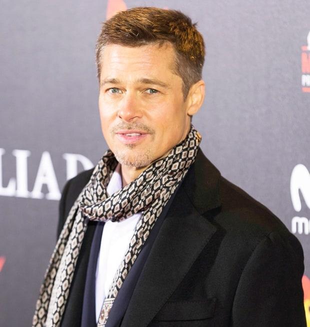 Brad Pitt chua muon tim ben do moi sau ly hon hinh anh 1