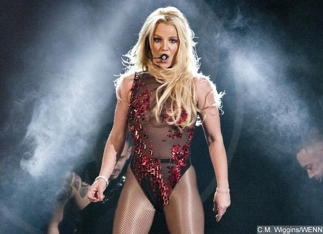 Britney Spears da tinh chuyen giai nghe? hinh anh 1