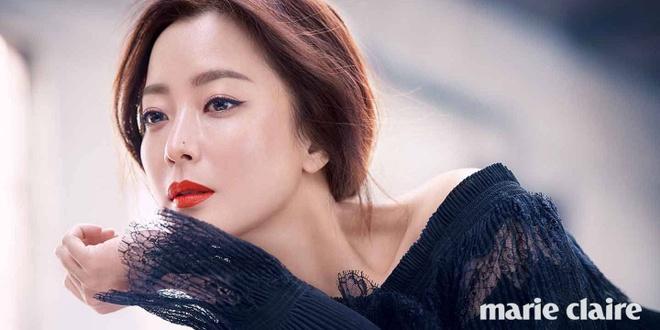 Kim Hee Sun tu nhan dep hon ca Kim Tae Hee va Jun Ji Hyun hinh anh