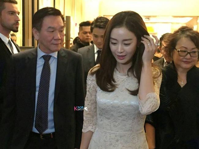 Kim Tae Hee du su kien o Malaysia lan dau sau dam cuoi hinh anh 2