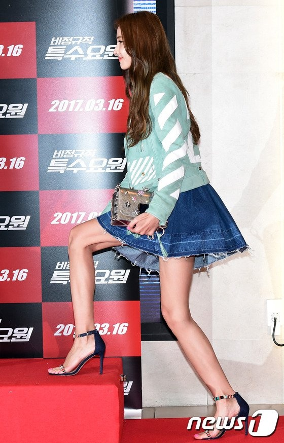 'Bup be xu Han' Han Chae Young ngay cang gay go hinh anh 2