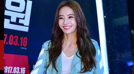 'Bup be xu Han' Han Chae Young ngay cang gay go hinh anh
