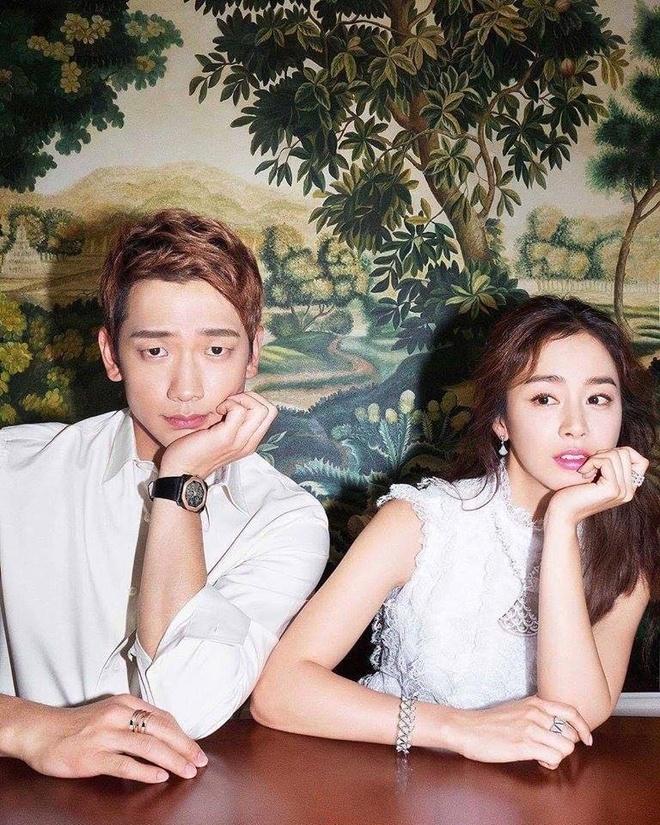 Kim Tae Hee nong long sinh con dau long cho Bi Rain hinh anh 1