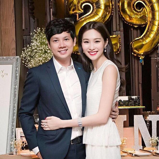 Hoa hau Thu Thao va con trai bau Hien anh 3