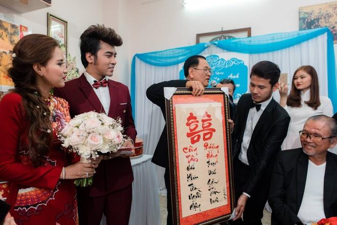 Le ruoc dau cua Phuong Hang va Anh Tam anh 1