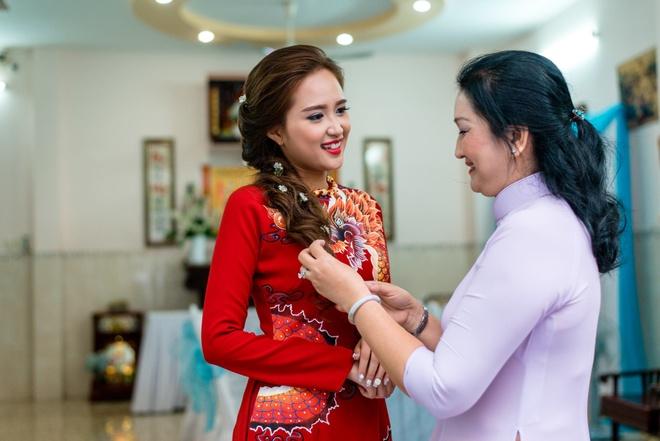 Le ruoc dau cua Phuong Hang va Anh Tam anh 3