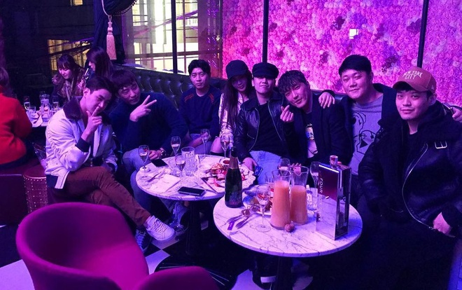 Seungri (Big Bang) bi tung bang chung hen ho fan nu Trung Quoc hinh anh 2