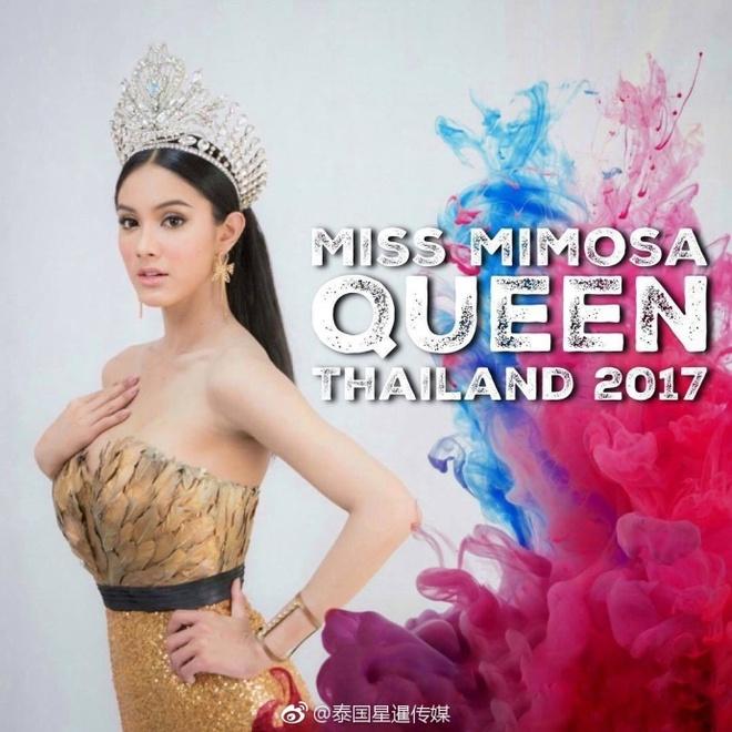 Hoa hau chuyen gioi Thai Lan kham nghia vu quan su anh 3