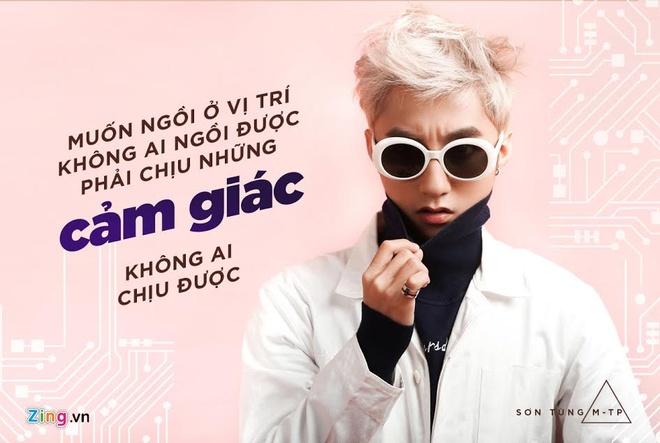 Son Tung M-TP: Chieu cao khiem ton, ngao man, tham... sao van hot? hinh anh