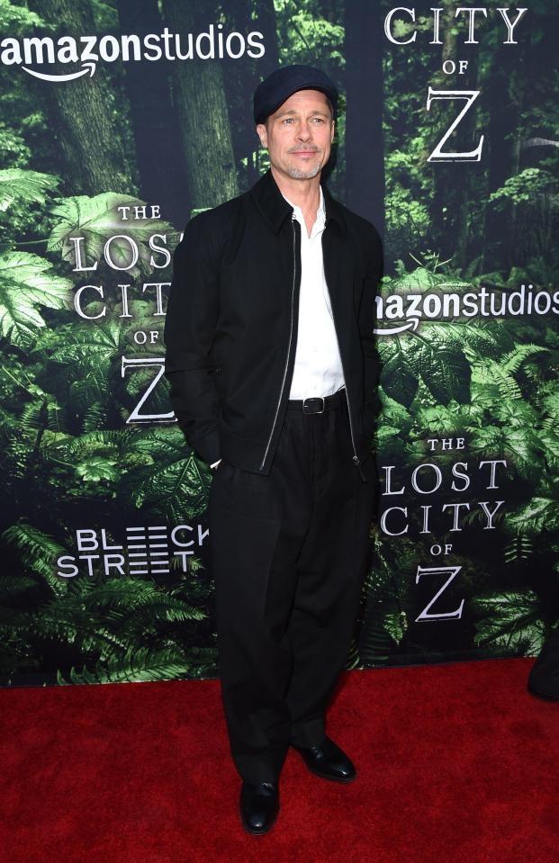 Brad Pitt gay go anh 3
