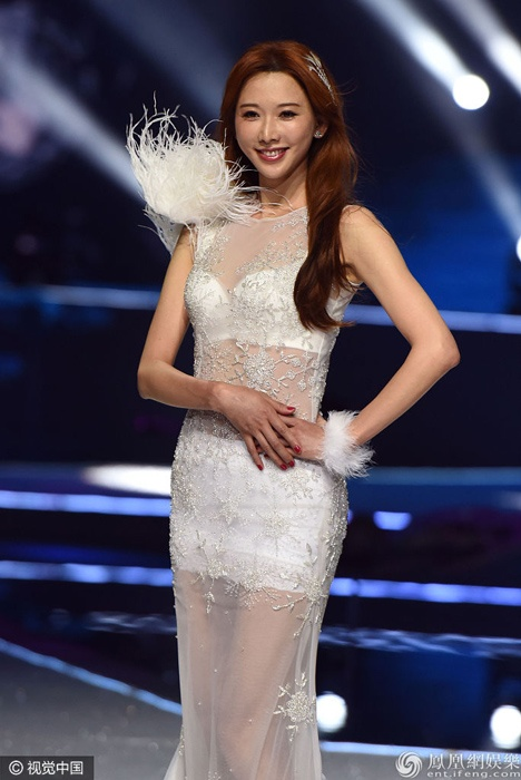 Lam Chi Linh dien noi y tao bao truoc ong kinh o tuoi 43 hinh anh 4