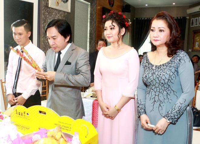 Kim Tu Long hanh phuc trong le dinh hon con gai dau long hinh anh 3