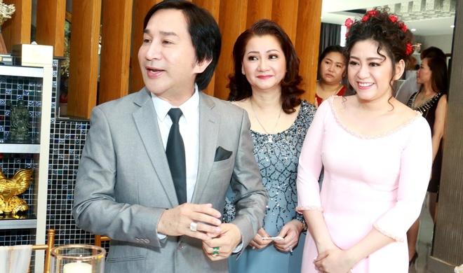 Kim Tu Long hanh phuc trong le dinh hon con gai dau long hinh anh