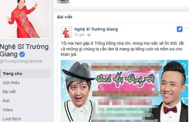 Truong Giang Hong Van benh Tran Thanh anh 1