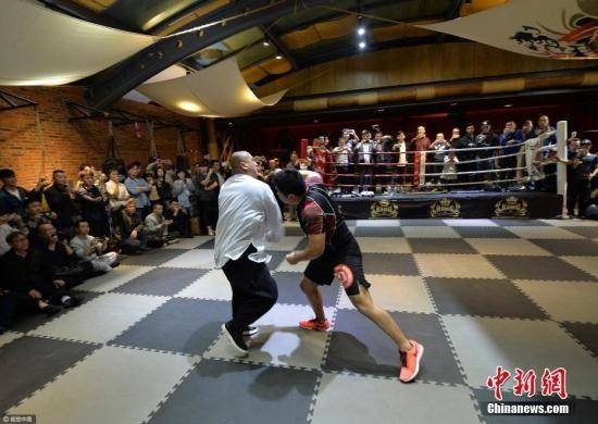 Vo su MMA thach dau ca gioi vo lam, Ly Lien Kiet len tieng hinh anh 2