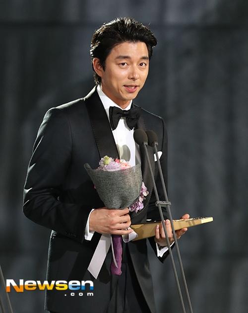 Anh de Han Quoc Gong Yoo nhan minh la chau ruot Khong Tu hinh anh 1