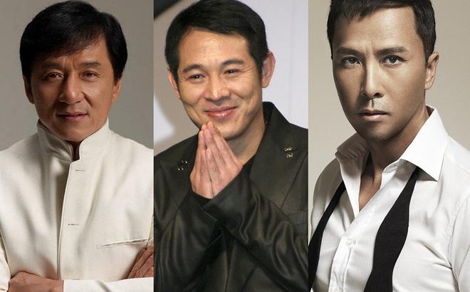Vo su MMA muon dau Chan Tu Dan, coi thuong Thanh Long, Ly Lien Kiet hinh anh 2
