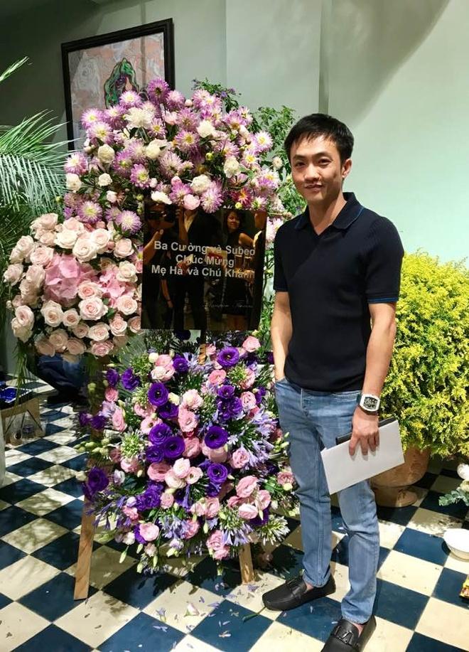 Cuong Do La den chuc mung Ho Ngoc Ha hinh anh 1