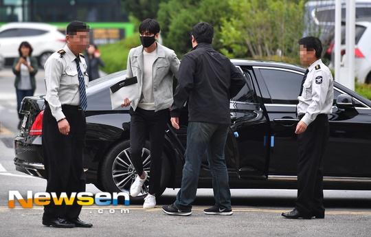 Lee Min Ho nhap ngu anh 3
