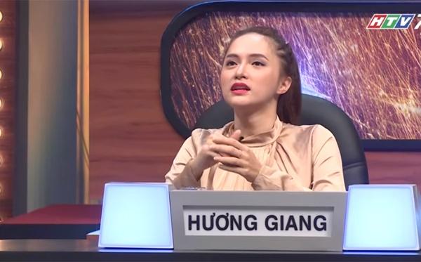 Trung Dan bi Huong Giang Idol xuc pham anh 1