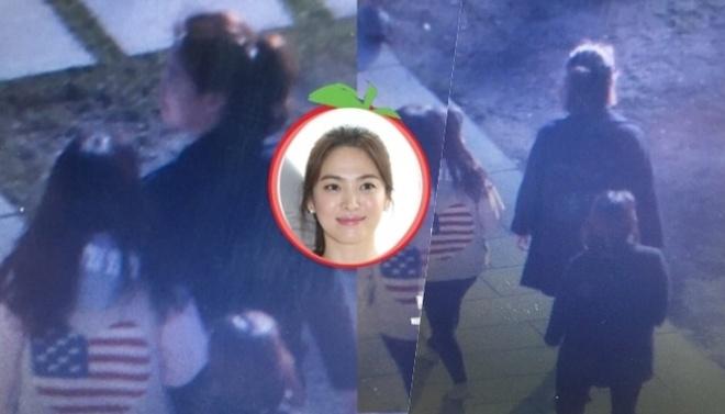 Song Hye Kyo va Song Joong Ki xuat hien chop nhoang truoc le cuoi hinh anh 9