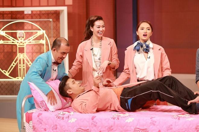 Nghe si Quoc Thuan: 'Toi tu choi cac chuong trinh co Huong Giang Idol' hinh anh 2